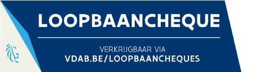 loopbaancheque vdab logo