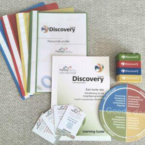 Insights Discovery Profiel met materialen en coachsessie